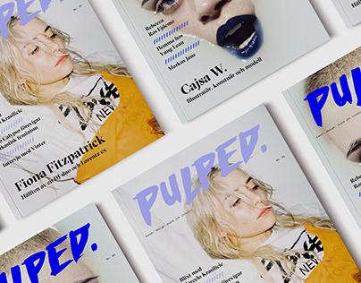 Pulped Magazine