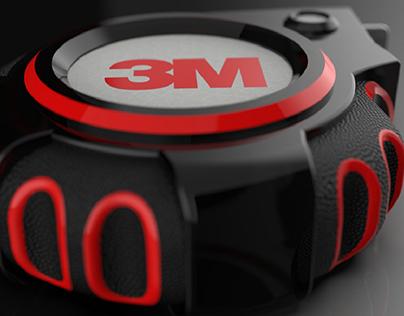 3M measuring tape