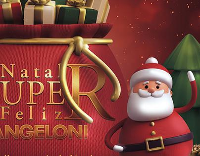 Natal Super Feliz Angeloni