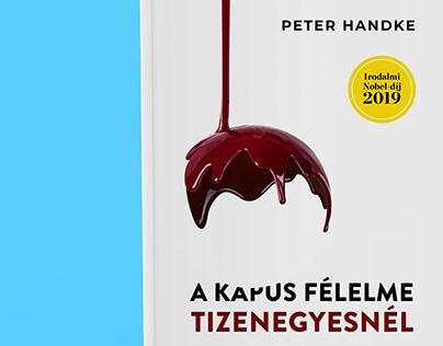 Book Cover- LIBRI Peter Handke