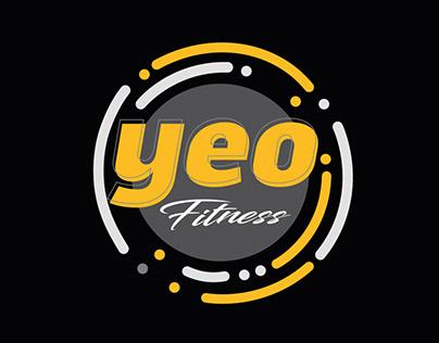 Yeo Fitness branding