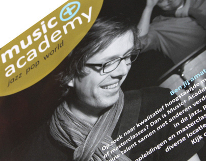 CORPORATE IDENTITY, FOTOSTYLING | |MUSIC+ ACADEMY