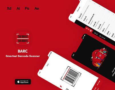 BARC - Smartest Barcode Scanner