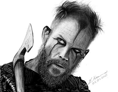 Vikings / Floki / Gustaf Skarsgård