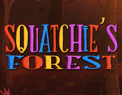 Squatchie's Forest