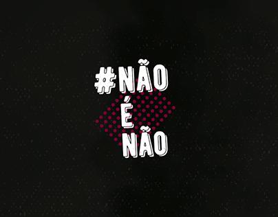 #NÃOÉNÃO - Posts Festar Ingressos