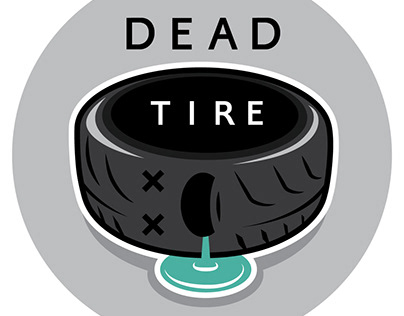 Dead Tire Designs Logo