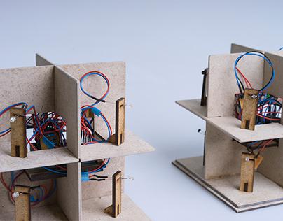 Transmitting Cubes