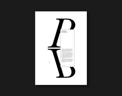 Poster Series - Baskerville