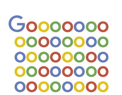 Google Identity Design T-Shirt