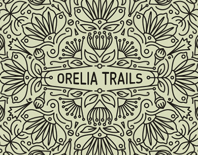 Orelia Trails Brand Identity
