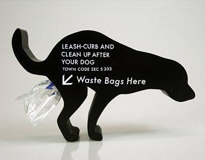 Dog Waste Sign Redesign
