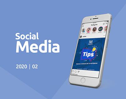 Social Media - 2020 vol. 2