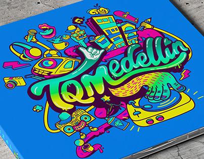 Campaña: TQMedellín / Alcaldía de Medellín