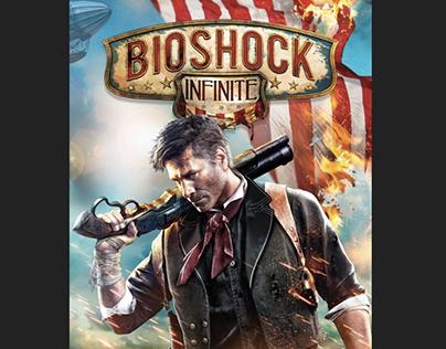 Bioshock Infinite Cosplay Shoot