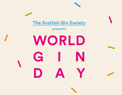 World Gin Day 2017: Confetti