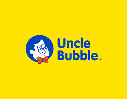 UNCLE BUBBLE / Corporate Re-branding