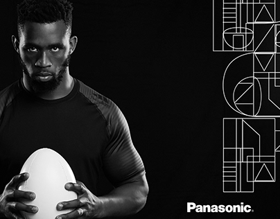 Panasonic South Africa & Siya Kolisi Campaign