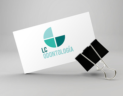 LC Odontología · Identidad Corporativa