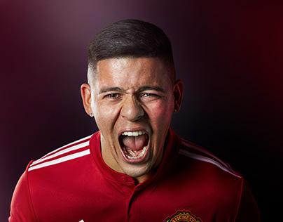 MUFC | Rojo - Valencia - Lukaku