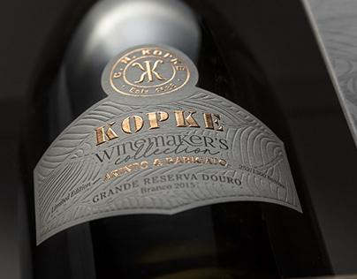 Kopke Winemakers Selection - Luxury Packaging
