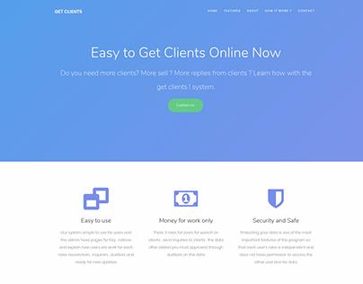 Get Clients Online