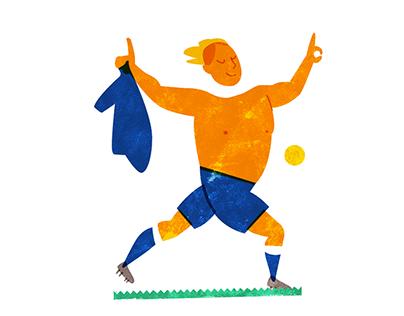 Comemorações da Copa