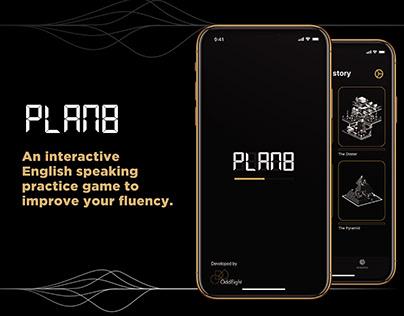Plan B - English Practice Game | iOS App