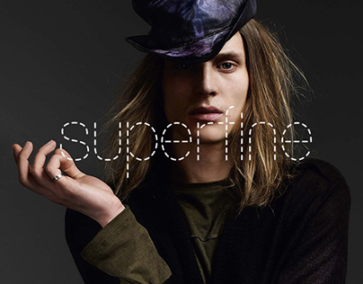 Superfine website