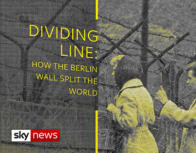 DIVIDING LINE: THE BERLIN WALL