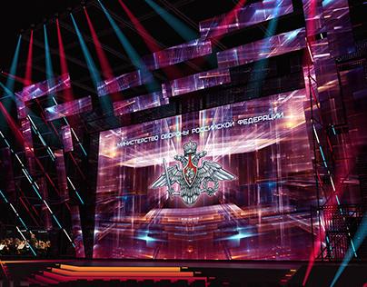 Award ceremony - Russian Army 2020