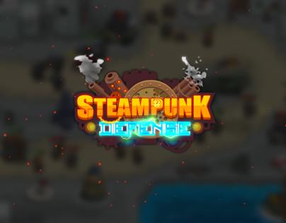 Steampunk Defense trailer