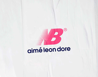 Logo Design for New Balance x Aimé Leon Dore