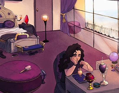 June 2019 Illustrations