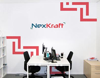 NexKraft Branding - BlackBoard