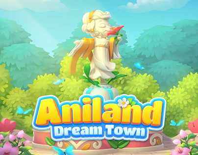 Aniland: Dream Town (FunPlus) Illustrations/Backgrounds