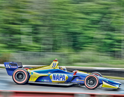 2018 IndyCar at the Mid Ohio SportsCar Course!