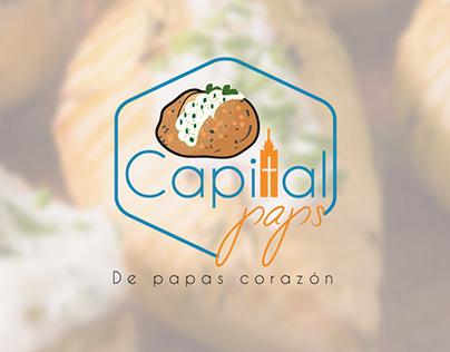 Capital Paps -Imagen corporativa-