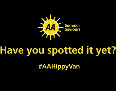 """""""Have You Spotted it Yet?"""" - AA Summer Campaign"""