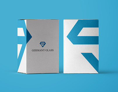 Germany Glass (logo&identity)