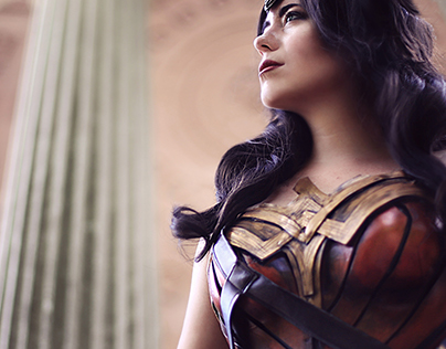 Wonder Woman | Costume Creation
