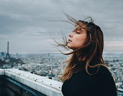 Paris l Rooftop l Photography