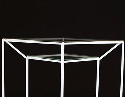 Hypercube Coffee Table