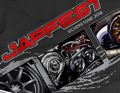 Japfest T-Shirt Concept