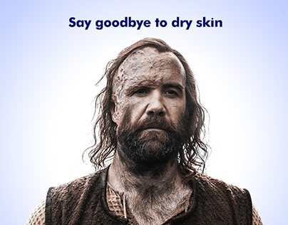 Say goodbye to dry skin - Nivea