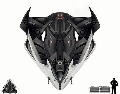 2D ship designs