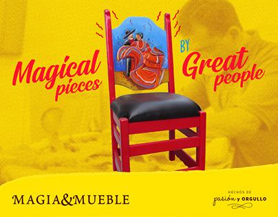 Magia y Mueble
