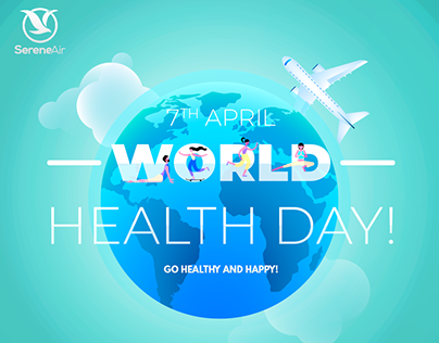 Serene Air health Day