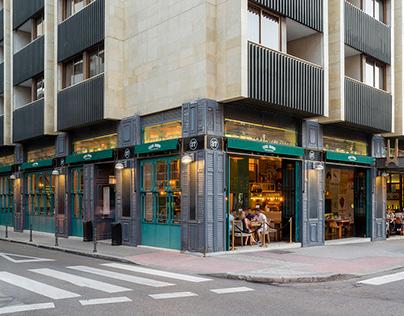 """Restaurante """"Casa Mono"""""""