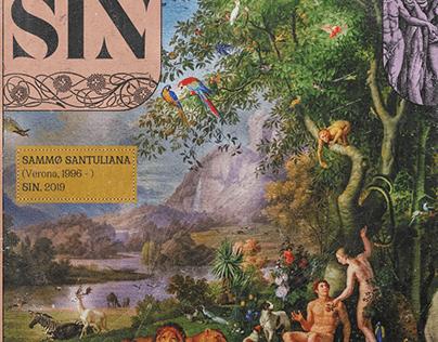 SAMMO SANTULIANA - SIN (Official Single Artwork)